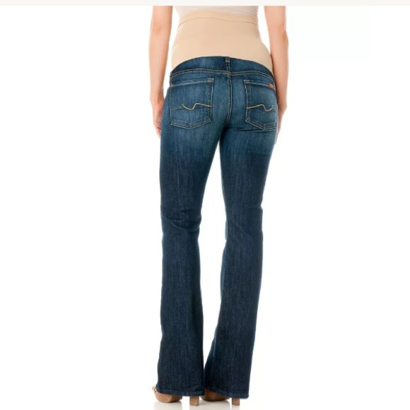 108a8b00b96fb A Pea in the Pod/7 For All Mankind Jeans | Size 27x3057 For All ...